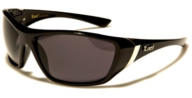 Locs Oval Men's Sunglasses Wholesale LOC91100-BK