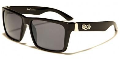 Locs Classic Men's Sunglasses Bulk LOC91102-BK