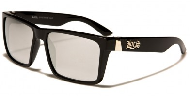 Locs Classic Men's Wholesale Sunglasses LOC91102-BKCM