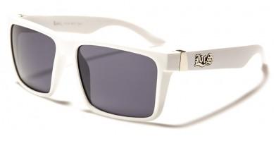 Locs Classic Men's Sunglasses Wholesale LOC91102-WHT