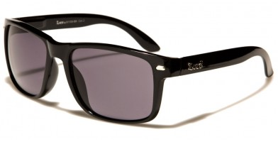 Locs Classic Men's Sunglasses Wholesale LOC91109-BK