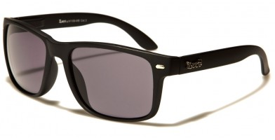 Locs Classic Men's Wholesale Sunglasses LOC91109-MB