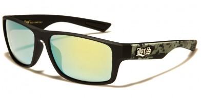 Locs Camouflage Men's Bulk Sunglasses LOC91111-CAMO