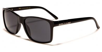 Locs Classic Men's Sunglasses LOC91120-BK