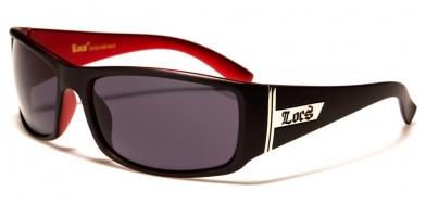 Locs Oval Men's Wholesale Sunglasses LOC91133-MB