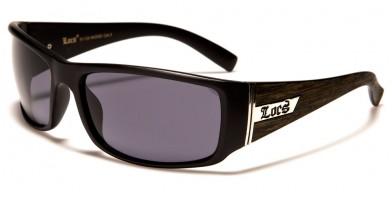 Locs Oval Men's Sunglasses LOC91133-WOOD