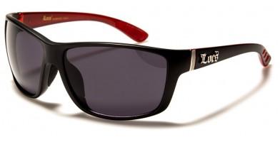 Locs Oval Men's Sunglasses Wholesale LOC91140-MIX