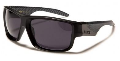 Locs Carbon Fiber Print Bulk Sunglasses LOC91142-CB