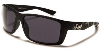 Locs Camouflage Men's Bulk Sunglasses LOC91143-CAMO