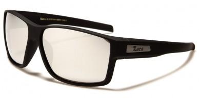 Locs Rectangle Men's Bulk Sunglasses LOC91144-MBRV