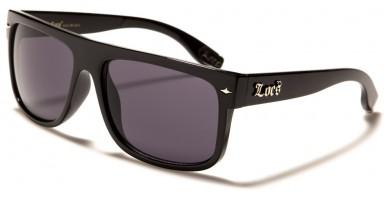 Locs Classic Men's Sunglasses Wholesale LOC91147-BK