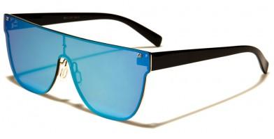 Rimless Flat Lens Unisex Bulk Sunglasses M10283