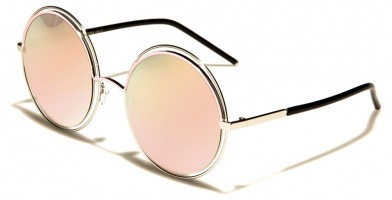 Round Women's Sunglasses in Bulk M10304