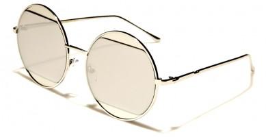 Round Women's Wholesale Sunglasses M10305-FT