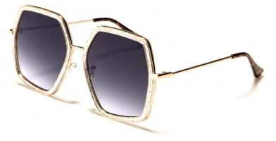 Butterfly Square Women's Wholesale Sunglasses M10573