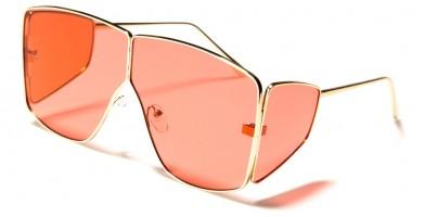 Shield Squared Oversized Bulk Sunglasses M10755