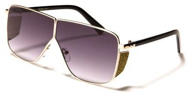 Squared Shield Unisex Sunglasses in Bulk M10763