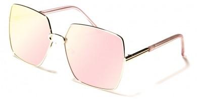 Squared Butterfly Women's Wholesale Sunglasses M10766-CM