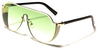 Retro Shield Women's Bulk Sunglasses M10773