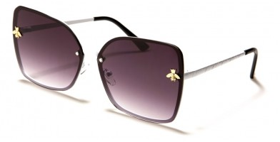 Butterfly Squared Women's Sunglasses Wholesale M10795
