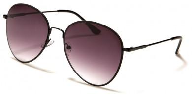 Oval Aviator Women's Wholesale Sunglasses M10796