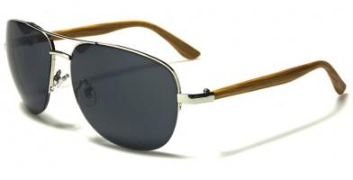 Manhattan Aviator Unisex Wholesale Sunglasses MH88039