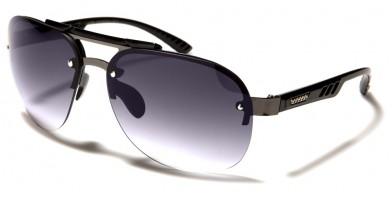 Manhattan Rimless Aviator Bulk Sunglasses MH88044