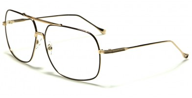 Nerd Aviator Unisex Glasses Wholesale NERD-038