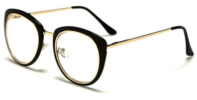 Nerd Cat Eye Women's Wholesale Glasses NERD-052
