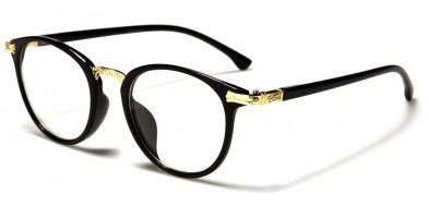 Nerd Round Unisex Wholesale Glasses NERD-054