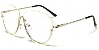 Nerd Rimless Unisex Glasses Wholesale NERD-064