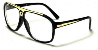 Nerd Aviator Unisex Glasses Bulk NERD-068