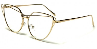 Nerd Cat Eye Women's Bulk Glasses NERD-082
