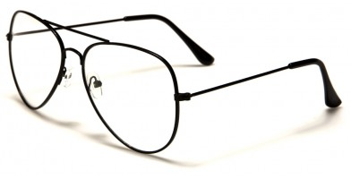 Nerd Aviator Unisex Glasses Wholesale NERD-101
