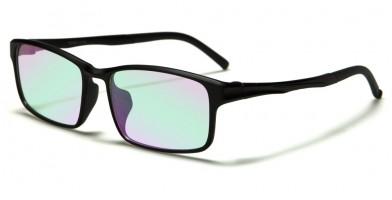 5427946971b ... Nerd Rectangle Unisex Glasses Wholesale NERD-1210 ...