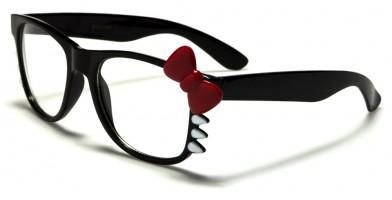 Bow Tie Classic Women's Glasses Bulk NERD-KT01