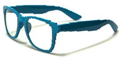 Nerd Classic Unisex Glasses Bulk NERD012CLR