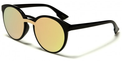 Round Classic Women's Wholesale Sunglasses P30270