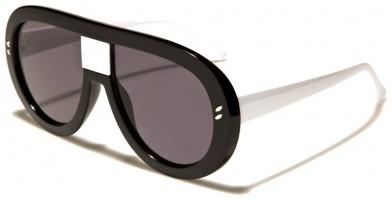 Retro Shield Unisex Sunglasses Wholesale P6255