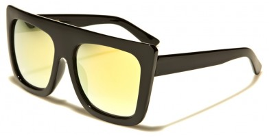 Oversized Square Unisex Sunglasses Wholesale P6269