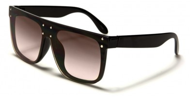 Classic Flat Top Women's Sunglasses Wholesale P6312-OC