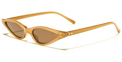 Cat Eye Retro Style Women's Bulk Sunglasses P6376