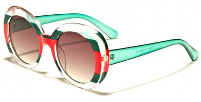 Butterfly Retro Style Women's Sunglasses Wholesale P6450