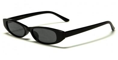Oval Color Lens Women's Wholesale Sunglasses P6454