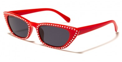 Cat Eye Retro Women's Wholesale Sunglasses P6542