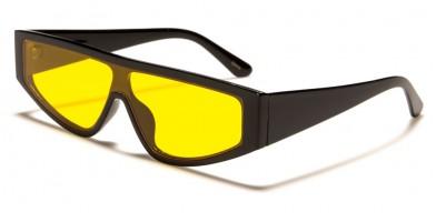 Oval Flat Top Women's Wholesale Sunglasses P6553