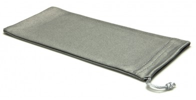 Gray Nylon Pouches Wholesale POUCH-A13-GRAY