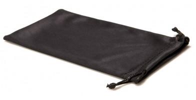 Black Microfiber Eyewear Bulk Pouches POUCH-MFAA