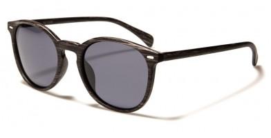 Round Polarized Unisex Sunglasses Wholesale PZ-712038