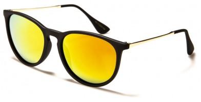 Classic Round Unisex Wholesale Sunglasses PZ-713002-CM
